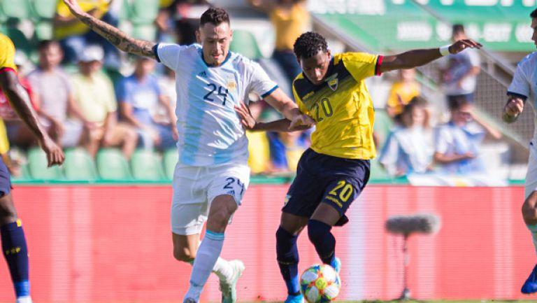 Аржентина - Еквадор 6:1