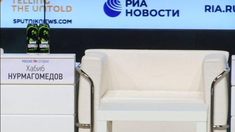 Нурмагомедов не се яви на пресконференция в Москва