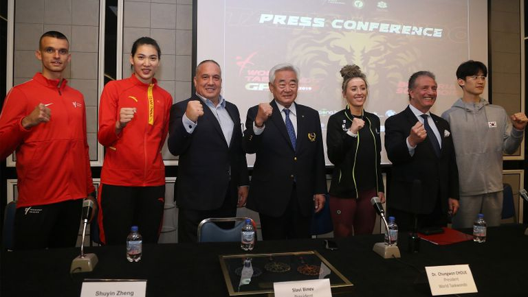София приема кръг от сериите Гран при по олимпийско таекуондо