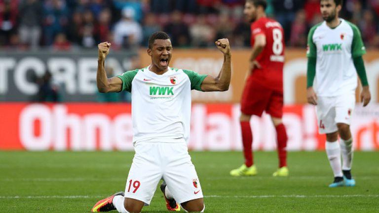 Аугсбург - Байерн Мюнхен 2:2