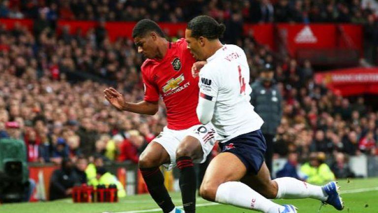 Манчестър Юнайтед - Ливърпул 1:1