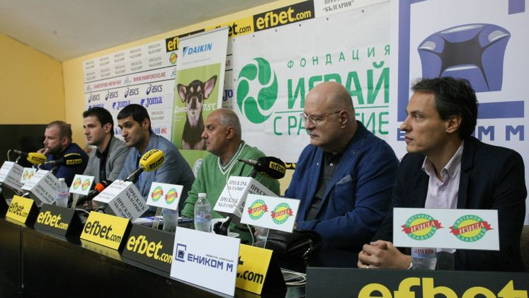 Волейболен клуб Люлин обяви целите за сезона