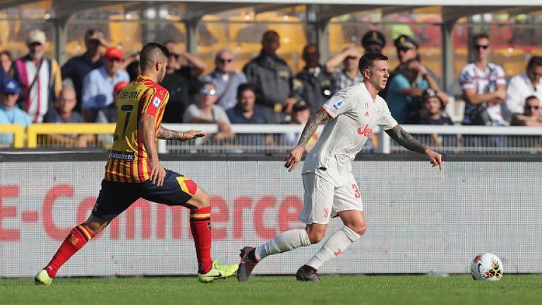 Ювентус прекъсна победната си серия след куп пропуски срещу Лече