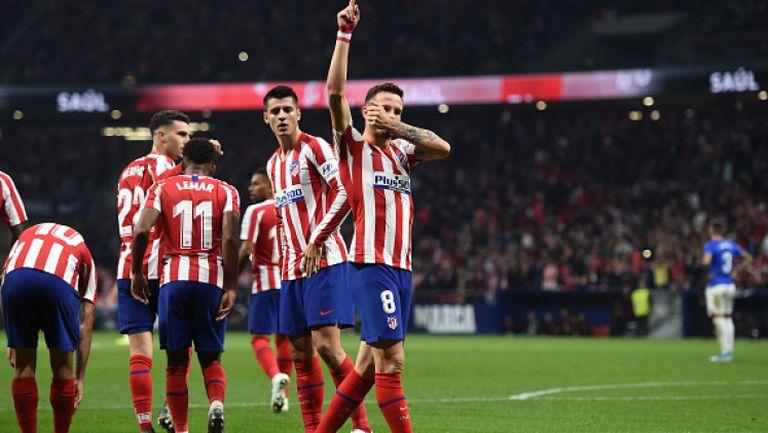 Край на серията от равенства - Атлетико настигна Барса