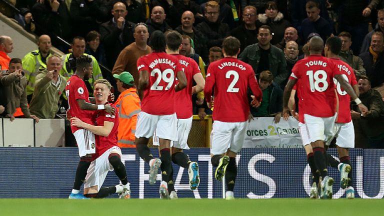 Норич - Манчестър Юнайтед 1:3