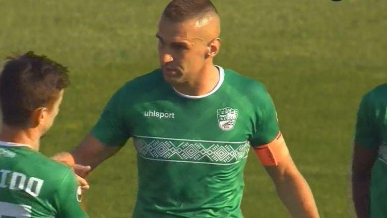 Камбуров направи резултата класически за Берое срещу Ботев (Враца)