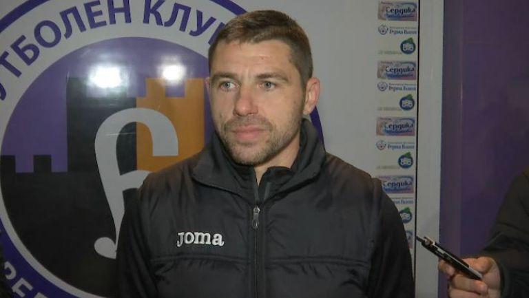 Христо Иванов: До картона на Здравко Илиев превъзхождахме ЦСКА
