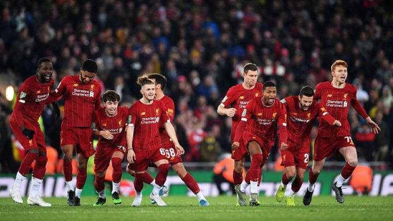 Ливърпул надделя над Арсенал в голова фиеста