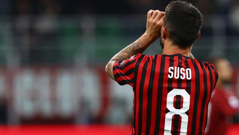 Милан се измъчи срещу СПАЛ, но все пак победи