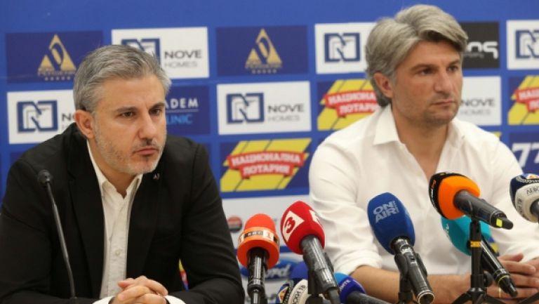 Павел Колев: Левски няма да предложи нов контракт на някои от играчите с изтичащи договори