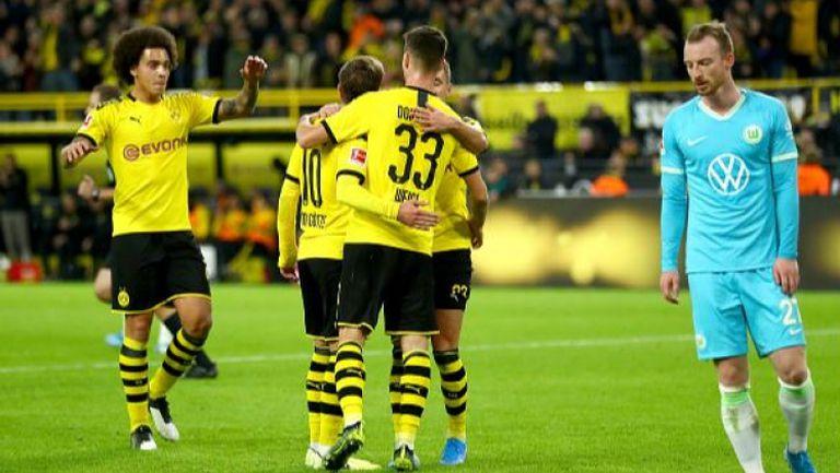 Борусия Дортмунд - Волфсбург 3:0