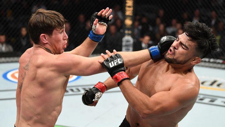 Перфектен дебют в средна категория на UFC за Дарън Тил