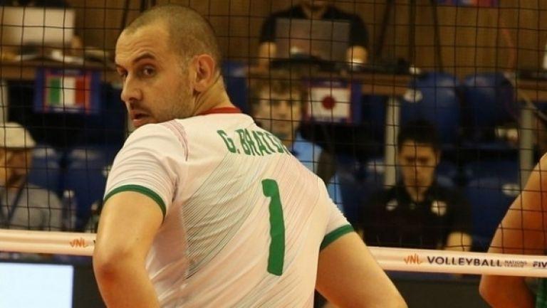 Георги Братоев: За мен винаги е било чест и удоволствие да играя за България