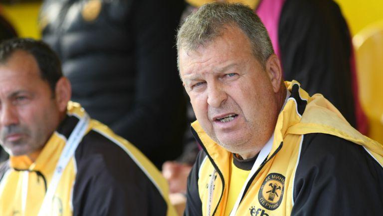 Юри Васев: Новият кмет е футболен човек, дойде и обеща да привлече още спонсори за Миньор