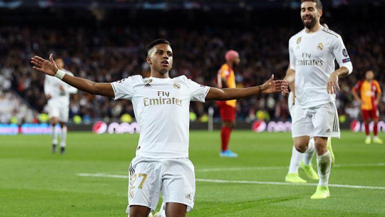 Реал (Мадрид) - Галатасарай 6:0