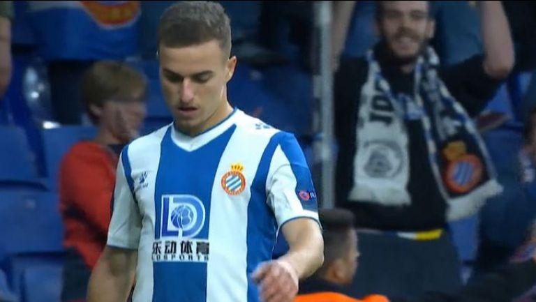 Педроса увеличи на 5:0 за Еспаньол срещу Лудогорец