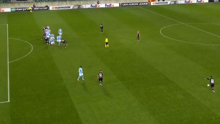 Лугано - Малмьо ФФ 0:0