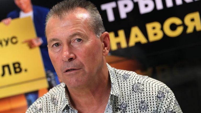 Майкъла: На 90% Лечков ще поеме управлението на българския футбол