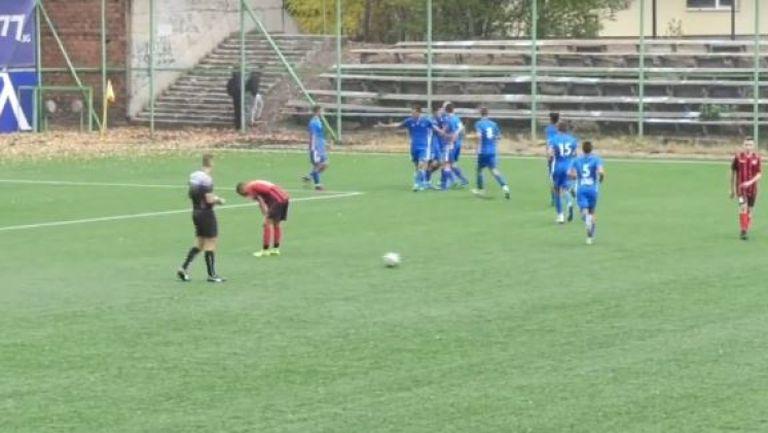 """Левски - Локомотив (Сф) 2:1 (Юноши младша възраст """"Зона"""")"""