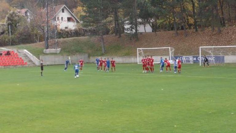 Левски - ЦСКА-София 2:1 (U15)