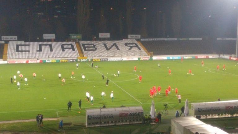 Младежите на България и Полша излизат във важна битка на стадион Славия