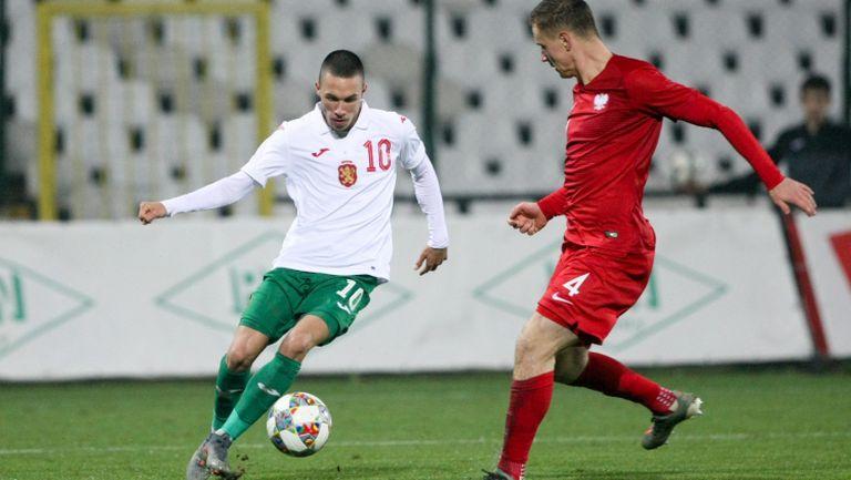 Станислав Иванов: Изиграхме най-силния си мач от началото на квалификациите