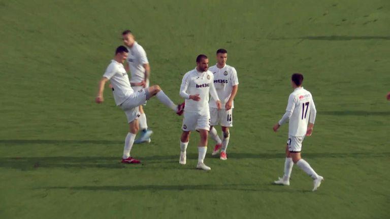 Супер гол на Дюлгеров направи резултата между Славия и България U21 3:3