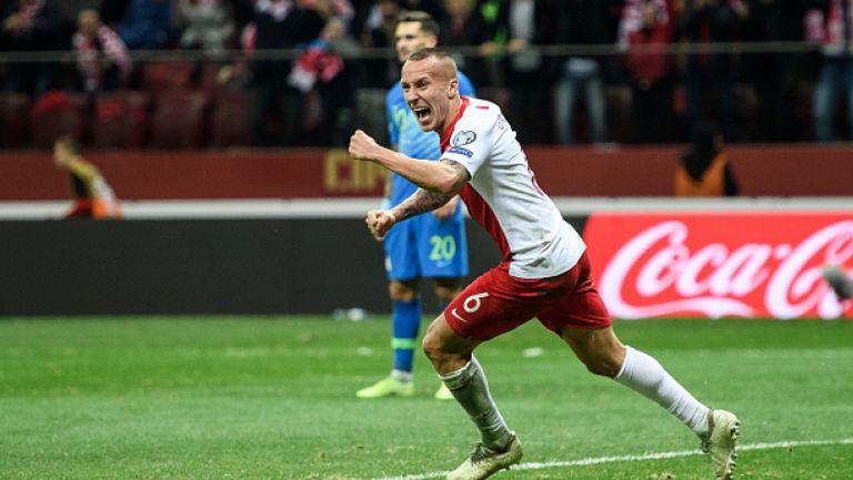 Полша – Словения 3:2, Горалски с победен гол