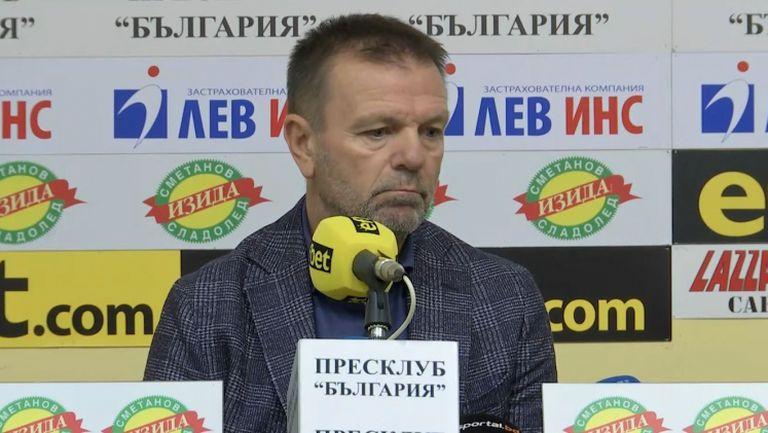 Младенов: В БФС трябва да има човек от правителството