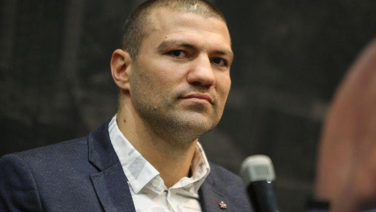 Тервел: Изправям се срещу много силен боксьор от Америка