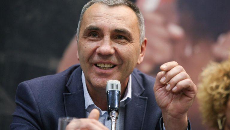 Михаил Таков: Ще бъде огромна тръпка за Тервел да участва в главния мач в България