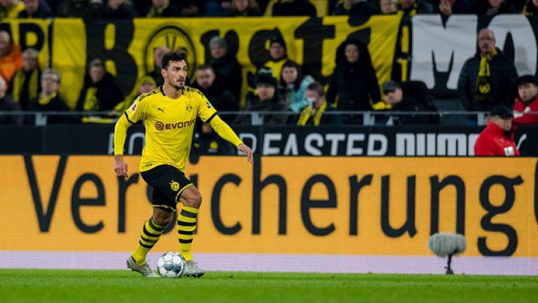 Марко Ройс спаси Дортмунд срещу последния