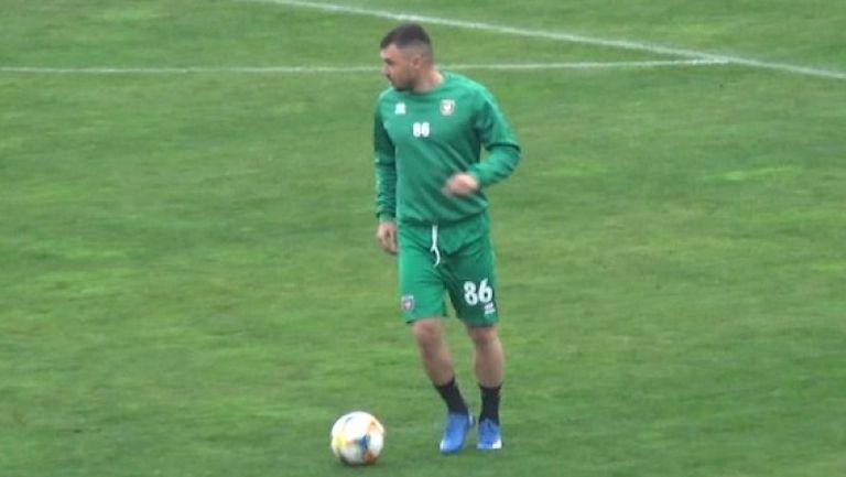 Божинов води атаката на Ботев (Враца) срещу ЦСКА-София