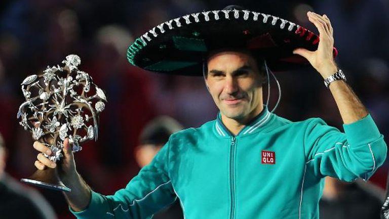 Федерер приключи с победа турнето