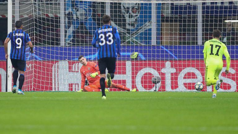 Аталанта - Динамо Загреб 2:0