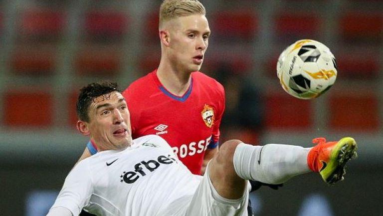 Кешерю даде аванс на Лудогорец срещу ЦСКА Москва