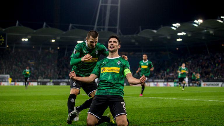 Волфсбергер - Борусия Мьонхенгладбах 0:1