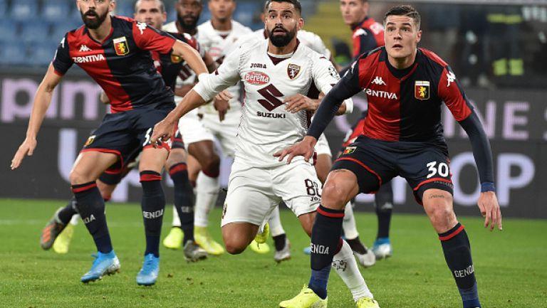 Дженоа - Торино 0:1