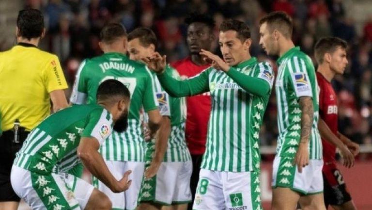 Майорка - Реал Бетис 1:2