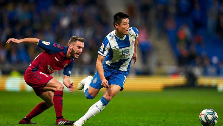 Еспаньол е съвсем друг в Ла Лига - каталунците браха срам от Осасуна в Барселона