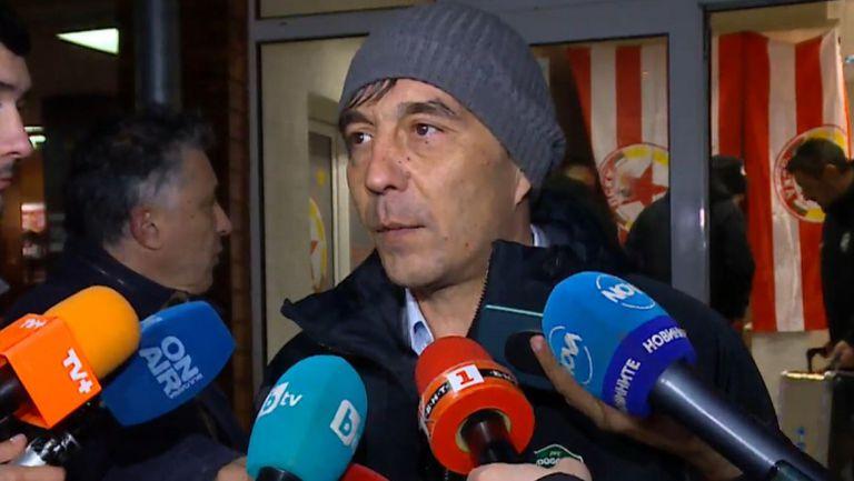 Петричев: Реалният резултат е 2:0 за Лудогорец