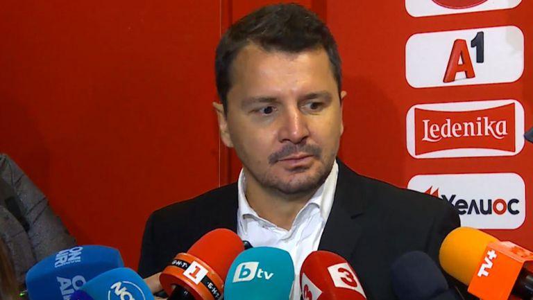 Крушчич: Не дадохме много шансове на Лудогорец, Антов е за национал