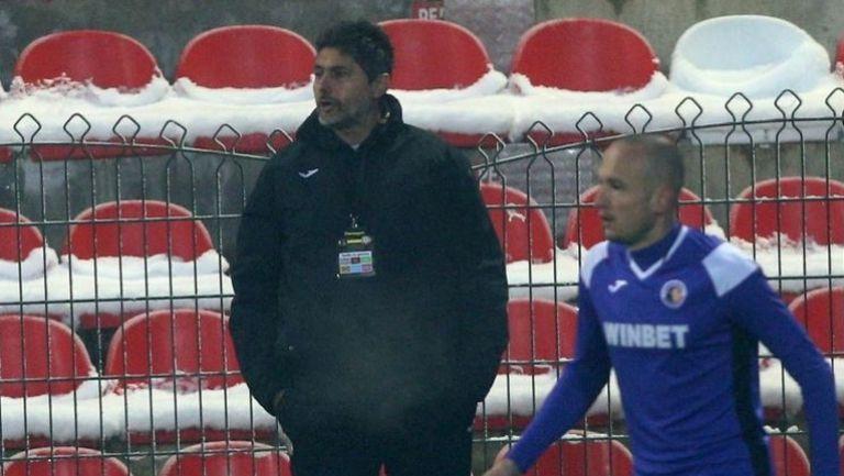 Треньорът на Етър Калоян Чакъров: Имахме лош късмет