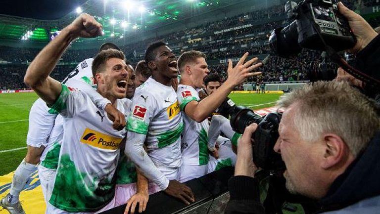 Борусия (Мьонхенгладбах) - Байерн Мюнхен 2:1