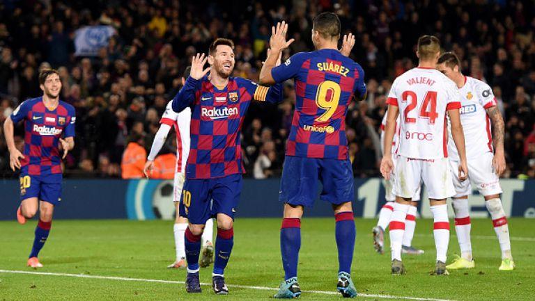 Барселона - Майорка 5:2