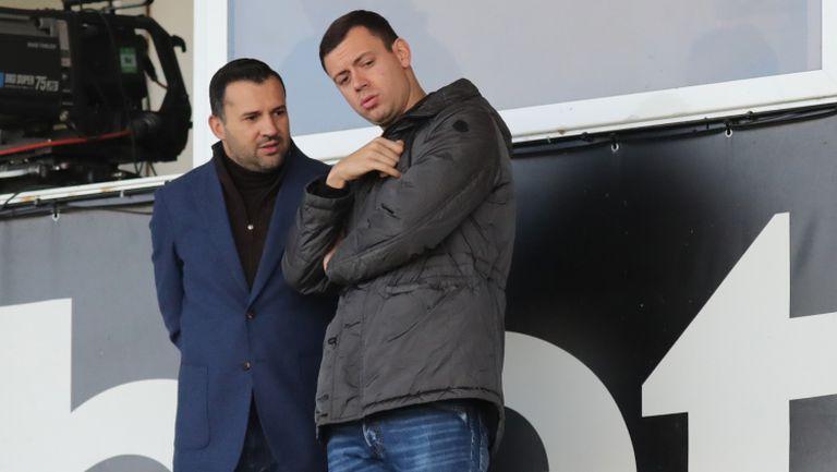 Петър Пешев: Играхме по-добре от ЦСКА