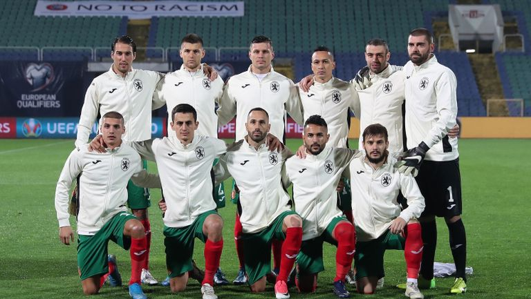 Стоев: Ще бъде хубаво България да играе на голям форум