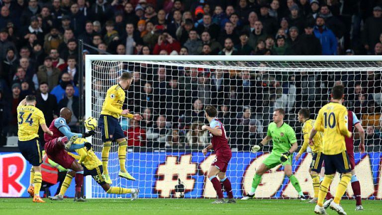 Уест Хам - Арсенал 1:3