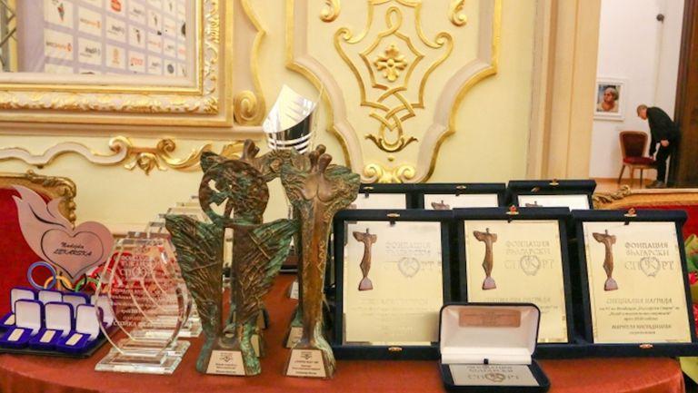 """Станаха ясни носителите на годишните награди """"Спортен Икар"""""""
