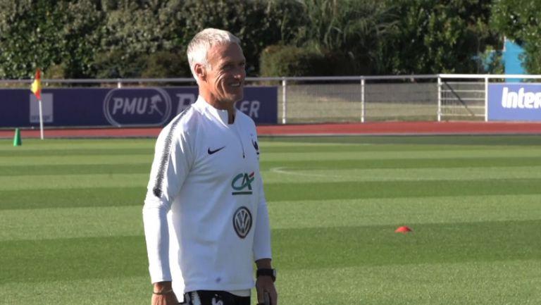 Дидие Дешан ще води Франция до 2022